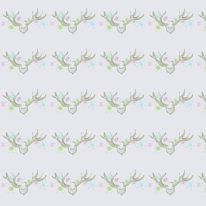 bright antlers