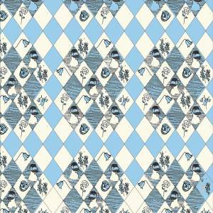 Vintage Country kitchen pattern